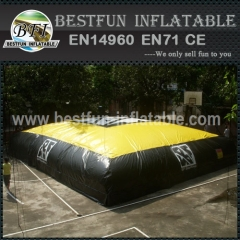 Big Air Bag for Snowboard Free Fall