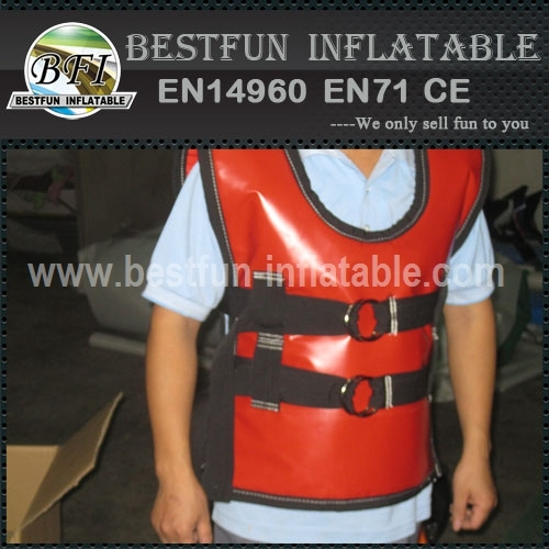Inflatable Bungee Run Clothse