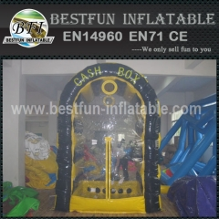 Advertising Inflatable Money Cube