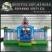 Shark Park Inflatable Bounce House