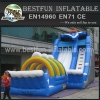 Inflatable Water Slide for Splash Park