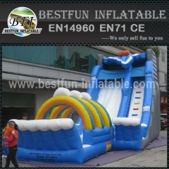 Niagara Water Falls Inflatable Water Slide