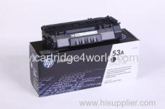China Supplier Reset Toner Cartridges For Hp 7553A