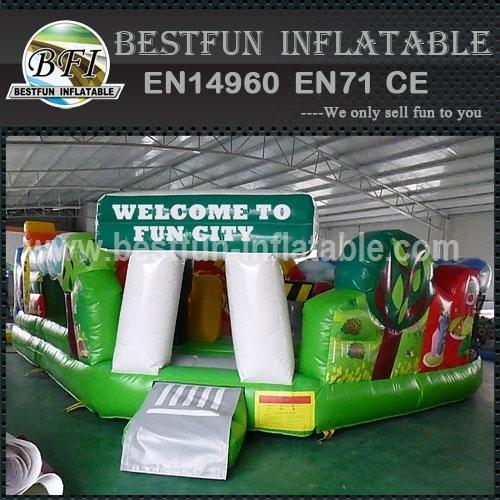 Hot Sale Inflatable Amusement Park for Kids