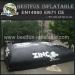 Inflatable best fun ski jump big air bag