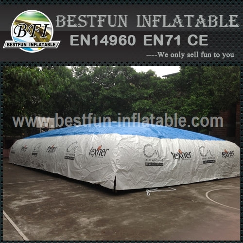Large Big Air Bag For Freestyle Stunt