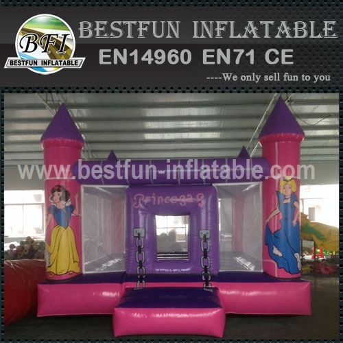 Micro Camelot Inflatable Castle on Sale