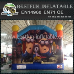 Despicable Me Minions Themed Inflatable Combo