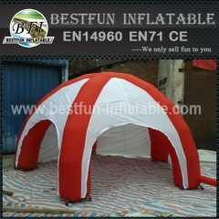 Mini Oxford Inflate Tent with Side