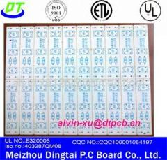 led light pcb board