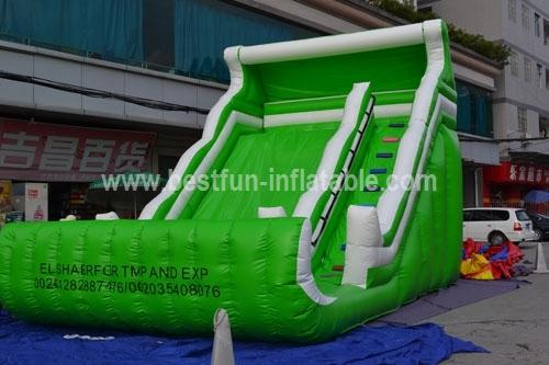Commercia Large Line Inflatable Wave Slide