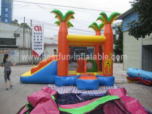 Commercial Bounce House Moonwalk