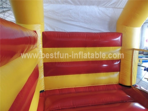 Happy Clown Inflatable Bouncer