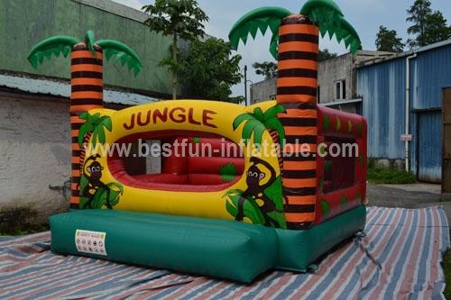 Home Use Mini Jungle Trampoline