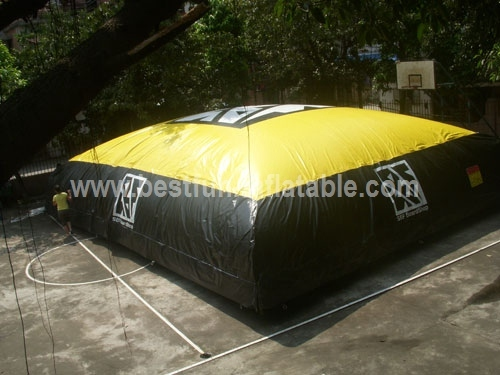 Inflatable Big Air Bag Cushion for Skiing Sport
