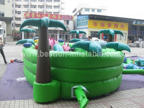 Inflatable Colorfully Bouncers Wholesale Manufacturers And