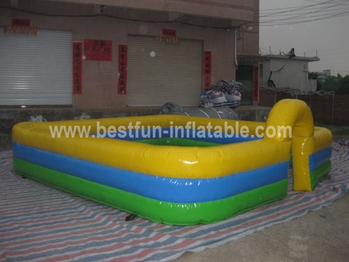 Interactive Inflatable Games Foam Party Pits