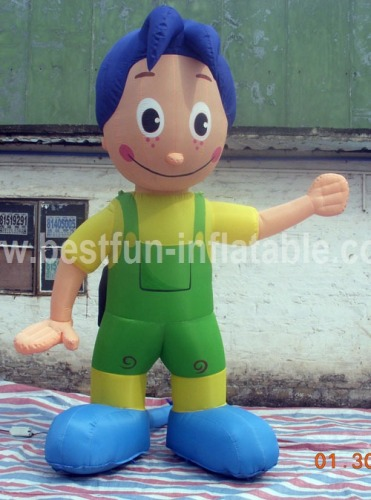 Large Advertising Inflatable Model