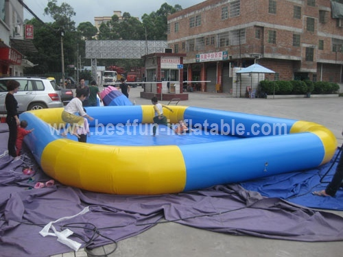 Large Colorful Inflatable Swimming Pools