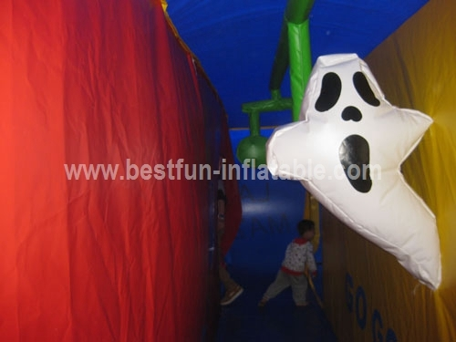Laser Tag Inflatable Maze