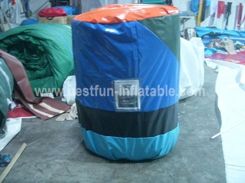 Logo Printing Inflatable Big Air Bag for Mountain Bike