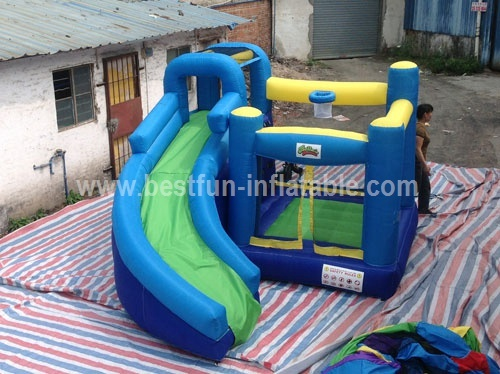 Popular Mini Inflatable Homeuse Slide