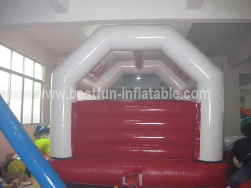 Simply White n Red Bouncer