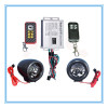 2014 hot sell motorcycle mp3 audio anti-theft alarm system