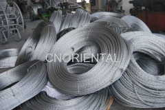 anti-twist steel wire rope for overhead power line installation