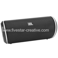 JBL Flip Portable Micro System With Bluetooth Built in Bass Port Built in Mic Black