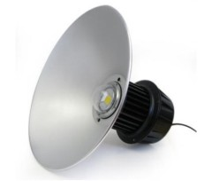 100W Human Body Sensor COB LED Highbay light