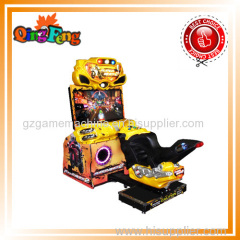 Arcade simulator arcade coin operated 4d racing car game machine for sale