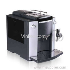 VinBRO Commercial/Residential Espresso Coffee Maker Machine French Press Coffee Maker Semiautomatic Coffee Machine
