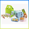 Whole sale zipper opening lunch bag travel picnic cooler bag