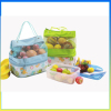 Stylish hot selling portable ice packs children lunch cooler bag