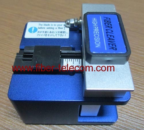 High Precision Fiber Cleaver