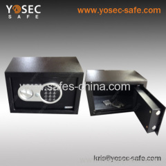 electronic mini home safe with digital safe lock/hidden mini safe storage