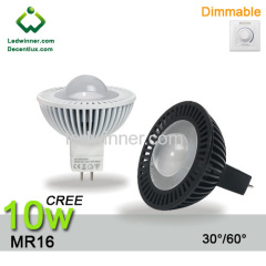 mr16 dimmable led spotlight bulbs