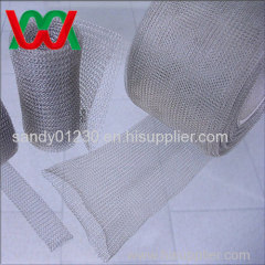 Metal Knitted Wire Lay Flat Tubing(15mm-100mm)