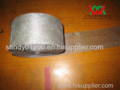 Knitted Filter wire Mesh Gasket(ISO9001:2000)