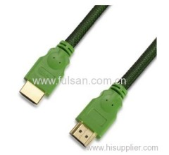 HDMI Cable with Nylon Jacket