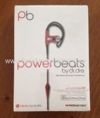 Beats by Dr.Dre pb PowerBeats Ear-Hook High Performance Sport Headphones ControlTalk