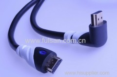 Right Angle HDMI Cable