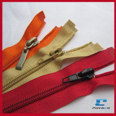 Child Proof Nylon Zipper