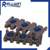 Tire Modular Belt conveyor with big roller Omni-directiona