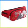 Hot sale polyester leisure running bag sports elastic waist bag