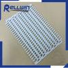 flush grid 900series straight running modular conveyor belt