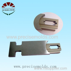 Customized high precision mould inserts process