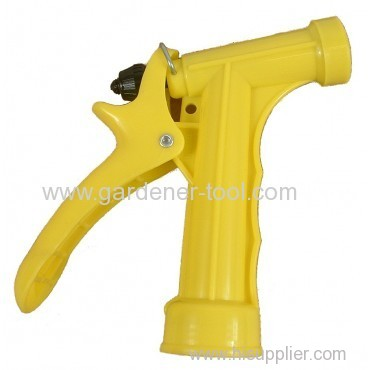 Mini garden water trigger nozzle for plant irrigation