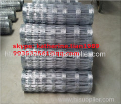 hot dipped galvanized field fence